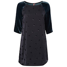 Buy White Stuff Spot Sequin Tunic, Night Fall Online at johnlewis.com