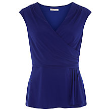 Buy Kaliko Waterfall Frill Jersey Top Online at johnlewis.com