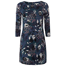 Buy White Stuff Accordian Tunic Dress, Griffin Teal Online at johnlewis.com