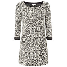 Buy White Stuff Strike Me Tunic Dress, Night Fall Online at johnlewis.com