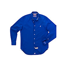 Buy Thomas Pink Marlowe Shirt, Blue Online at johnlewis.com