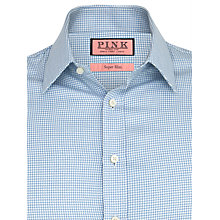 Buy Thomas Pink Rannock Super Slim Shirt, Blue Online at johnlewis.com