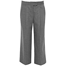 Buy French Connection Fast Serena Trousers, Grey Online at johnlewis.com