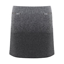 Buy Mint Velvet Ombre Skirt, Grey Online at johnlewis.com