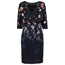 Buy French Connection Nightfall Slash Dress, Multi Online at johnlewis.com