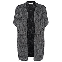 Buy Windsmoor Textured Cardigan, Grey Online at johnlewis.com