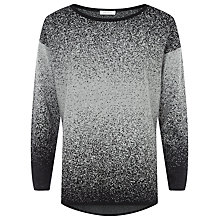 Buy Windsmoor Scattered Ombre Jumper, Grey Online at johnlewis.com
