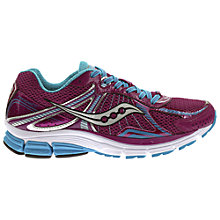 Buy Saucony Phoenix 7 Women's Running Shoes, Purple/Blue Online at johnlewis.com