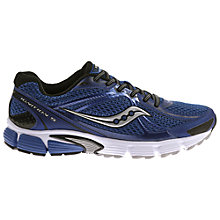 Buy Saucony Ignition 5 Men's Running Shoes, Black Online at johnlewis.com