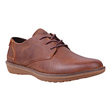 Buy Timberland Earthkeepers Front Country Travel Oxford Shoes, Red Brown Online at johnlewis.com