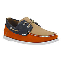 Buy Timberland Earthkeepers Heritage Boat Shoes, Multi Online at johnlewis.com