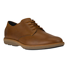 Buy Timberland Earthkeepers Kempton Chukka Shoes, Red Brown Online at johnlewis.com