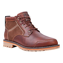 Buy Timberland Earthkeepers Larchmont Chukka Boots, Brown Online at johnlewis.com