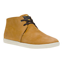 Buy Timberland Earthkeepers Fulk Suede Boots, Beige Online at johnlewis.com