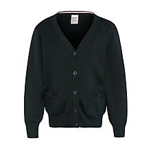Buy John Lewis School Knit Cardigan Online at johnlewis.com