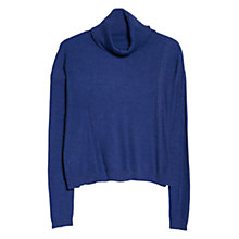 Buy Mango Textured Alpaca Jumper Online at johnlewis.com