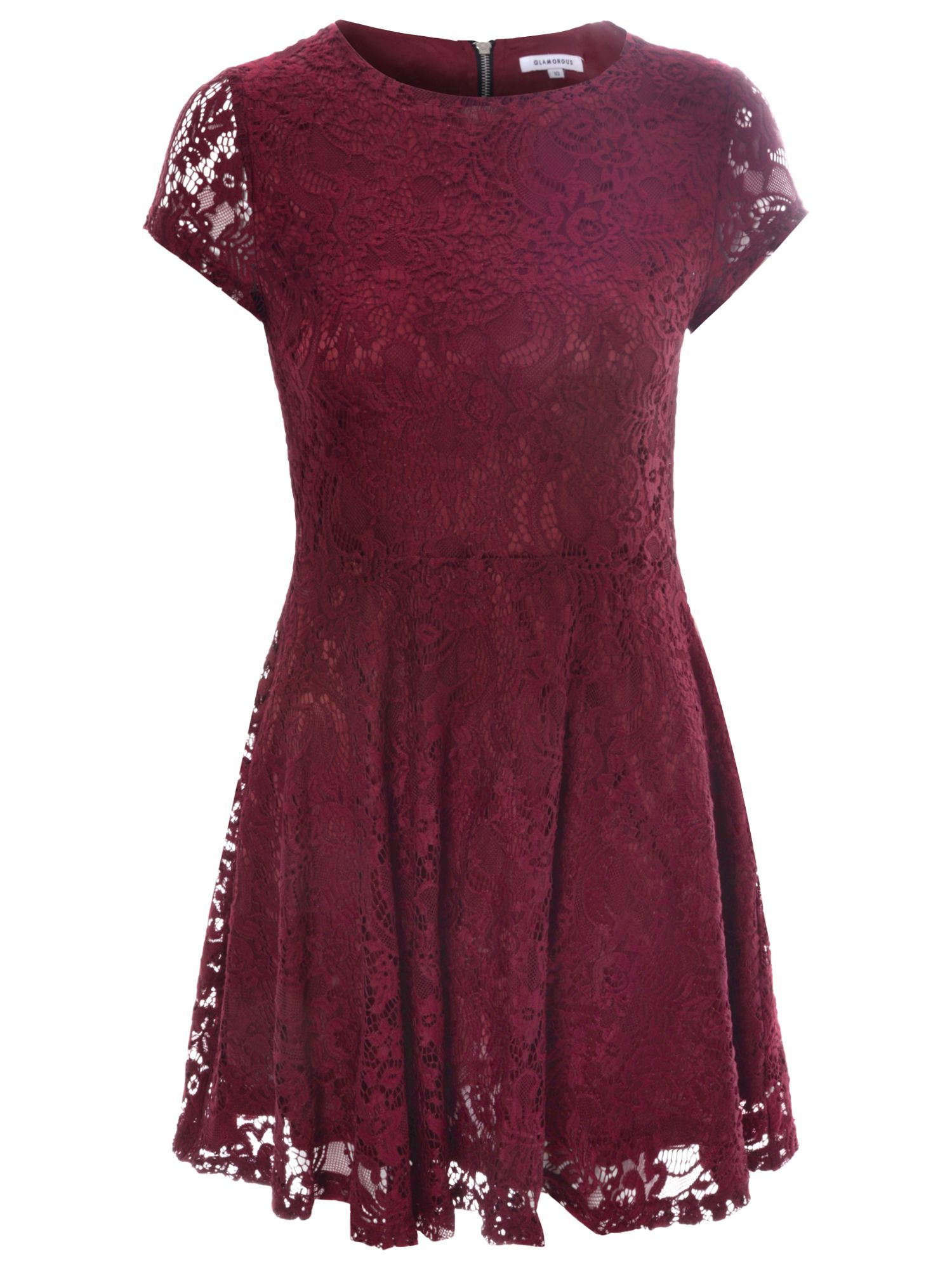 true decadence fit and flare lace dress burgundy, true, decadence, fit, flare, lace, dress, burgundy, true decadence, 14|10|16|18, clearance, womenswear offers, womens dresses offers, women, inactive womenswear, new reductions, womens dresses, party outfits, party dresses, special offers, 1723412