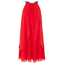 Buy Coast Marley Dress, Red Online at johnlewis.com