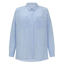 Buy John Lewis Capsule Collection Silk Blouse Online at johnlewis.com