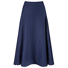 Buy John Lewis Capsule Collection Cut About Linen Skirt Online at johnlewis.com