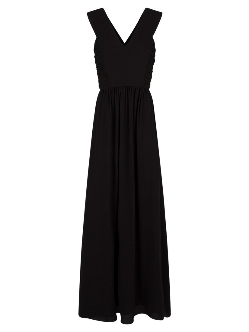 mango long draped dress black, mango, long, draped, dress, black, clearance, womenswear offers, womens dresses offers, women, inactive womenswear, new reductions, womens dresses, party outfits, evening gowns, special offers, 1727505