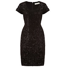 Buy Damsel in a dress Albury Dress, Black Online at johnlewis.com