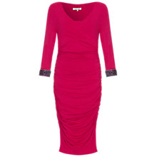 Buy Damsel in a dress Silverton Dress, Pink Online at johnlewis.com