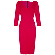 Buy Damsel in a dress Beau Dress, Pink Online at johnlewis.com