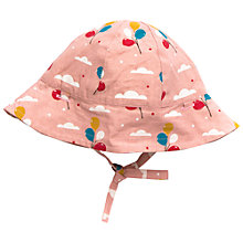 Buy Little Green Radicals Baby Balloon Reversible Hat Online at johnlewis.com