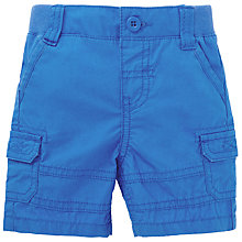 Buy John Lewis Poplin Ribbed Waist Shorts Online at johnlewis.com