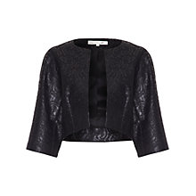 Buy Damsel in a dress Lambton Jacket, Black Online at johnlewis.com