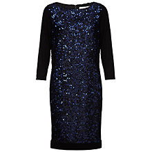 Buy Damsel in a dress Glitz Dress, Blue Online at johnlewis.com