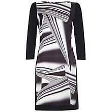 Buy Damsel in a dress Print Trerice Dress, Black Online at johnlewis.com