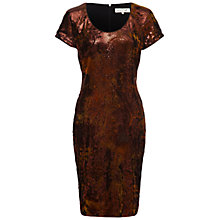 Buy Damsel in a dress Versaille Dress, Bronze Online at johnlewis.com