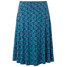 Buy White Stuff Paisley Chick Skirt, Peacock Online at johnlewis.com