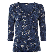 Buy White Stuff Caravan Top, Irish Blue Online at johnlewis.com