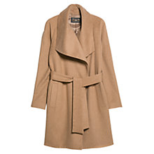 Buy Mango Wide Lapels Coat Online at johnlewis.com