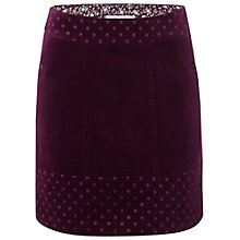 Buy White Stuff Mad Hatter Skirt, Ornamental Online at johnlewis.com