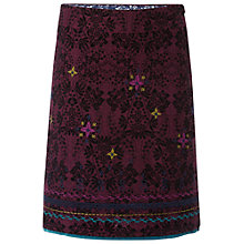 Buy White Stuff Deer Diary Skirt, Ornamental Online at johnlewis.com