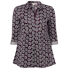 Buy White Stuff Travelling Shirt, Ornamental Online at johnlewis.com