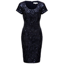 Buy Damsel in a dress Pisa Dress, Navy Online at johnlewis.com