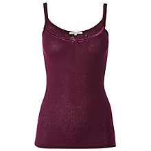 Buy White Stuff Afternoon Tea Vest Top, Ornamental Online at johnlewis.com