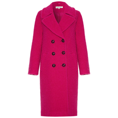 Damsel in a dress Charlecote Coat, Pink