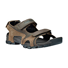 Buy Timberland Earthkeepers Cogdan Outdoor Sandals, Brown Online at johnlewis.com