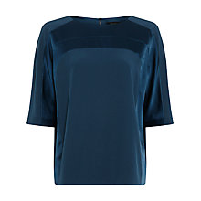 Buy Jaeger Circle Yoke Top Online at johnlewis.com