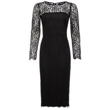 Buy Jaeger All Over Lace Dress Online at johnlewis.com