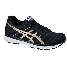 Buy Asics Gel Zaraca 3 Women's Running Shoes, Black Online at johnlewis.com