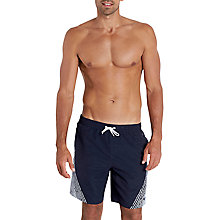 "Buy Speedo Printed Yoke Splice 18"" Watershort Swim Shorts Online at johnlewis.com"