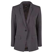 Buy Mango Suit Blazer, Medium Grey Online at johnlewis.com