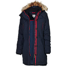 Buy Fat Face Arctic Parka Online at johnlewis.com